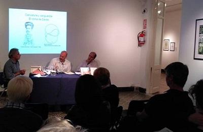 Mesa redonda con Thiago Rocca, Riccardo Boglione y Gerardo Ciancio