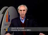 Hugo Achugar en Espacio Abierto