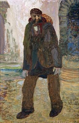Pedro Figari. Descenso