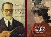 Tapa de los dos libros de Raquel Pereda