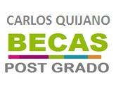 Logo Beca C.Quijano