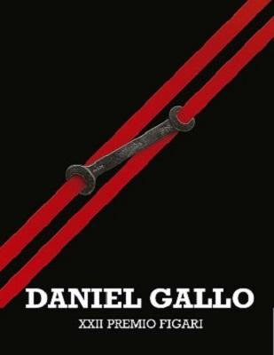 Tapa del catálogo del XXIIPremio Figari: Daniel Gallo