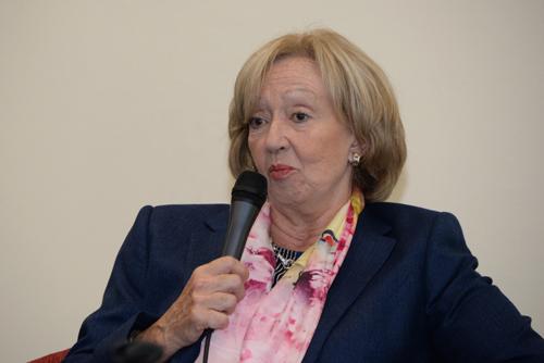 ministra Muñoz