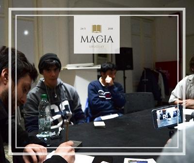 Reunión de Magia Uruguay
