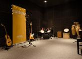 Sala de grabación de la Usina