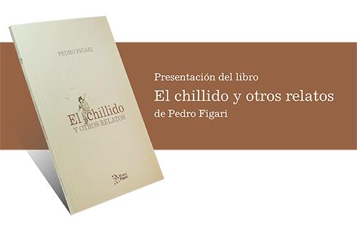 """presentación en el Museo Figari del libro """"El chillido y otros relatos"""" de Pedro Figari"""