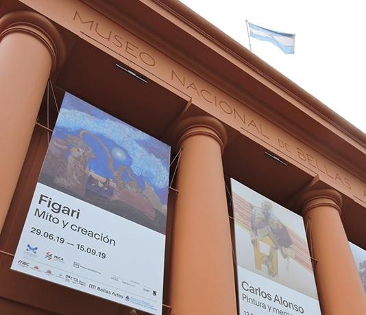 Repercusión de Figari en Buenos Aires