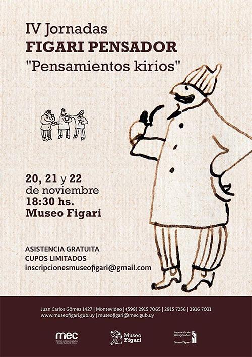 Jornadas Figari pensador IV