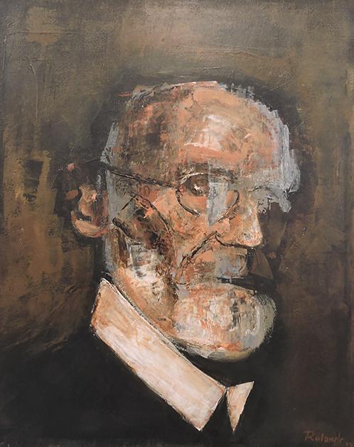Danilo Rolando Retrato de Pedro Fgiari