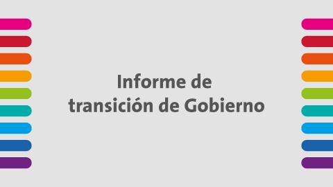 Informe de transición de Gobierno