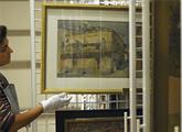 Trabajar en un museo cerrado