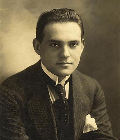 Juan Carlos Figari Castro (Montevideo, 1893 - París, 1927)