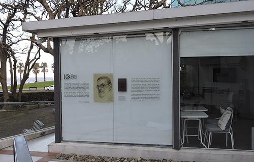Entrada del Museo Zorrilla