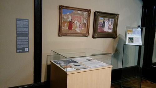 Sala Museo Gallino de Salto
