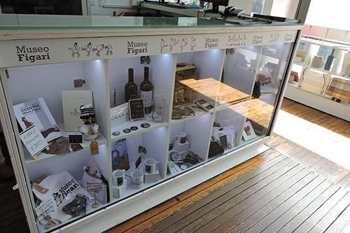 Tienda del Museo Figari