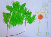 Guillermo Altmann. 4 años.
