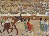 Figari, Batlle y las corridas de toros