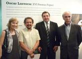 XVI Premio Figari: Oscar Larroca