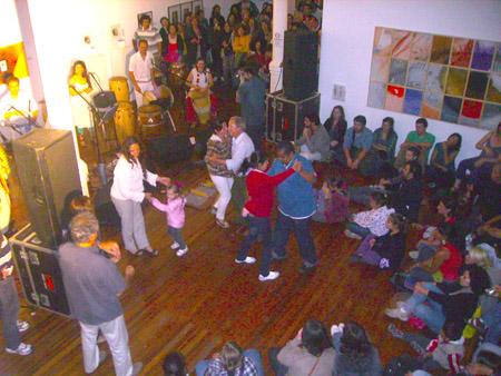 Baile con Proyecto Mestizo