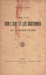 Les doctrines de P. Figari