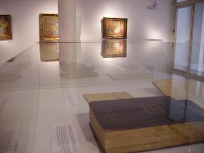 Pedro Figari Arte Estetica Ideal vitrina