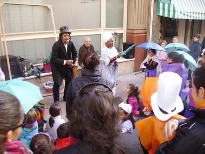 Cumpleaños Figari. 2012