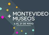 logo de + Museos Montevideo
