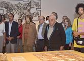 Foto inauguración Muestra Premio Figari XVIII. Foto Revista Dossier / Reinaldo Altamirano