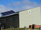 Edificio-Energía eléctrica