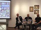 imagen de la presentación del libro, libros argentinos