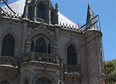 imagen del Castillo Soneira, encuentro de la tecnicatura en museología