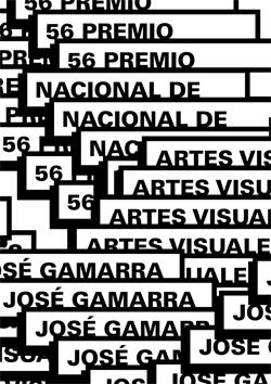 """56° Premio Nacional de Artes Visuales """"José Gamarra"""""""