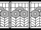 Logo 100 años de la Reforma educativa de Pedro Figari en la Escuela de Artes y Oficios