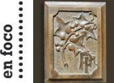 Estuche de madera de la Escuela Nacional de Artes y Oficio
