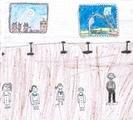 Dibujo escolares Museo Figari