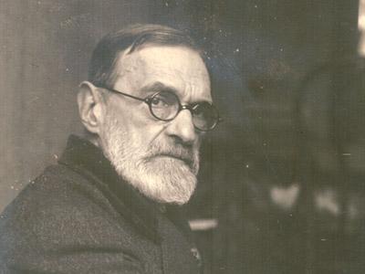 Pedro Figari en Buenos Aires en 1924
