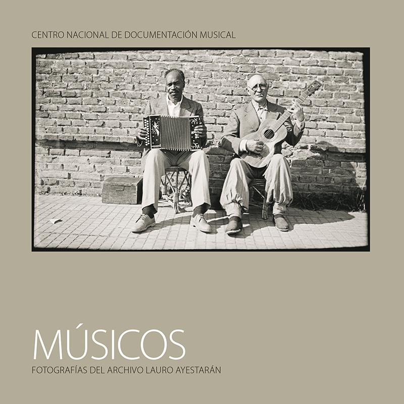 libro músicos