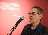 Mingo Ferreira en la inauguración - Foto: Nicolás Caleya