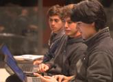 Estudiantes de UTEC